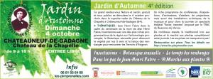 Jardin d' Automne 2015