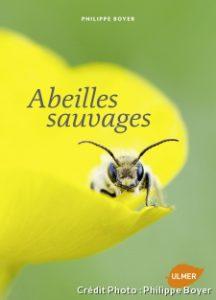 couverture_abeilles_sauvages philippe boyer
